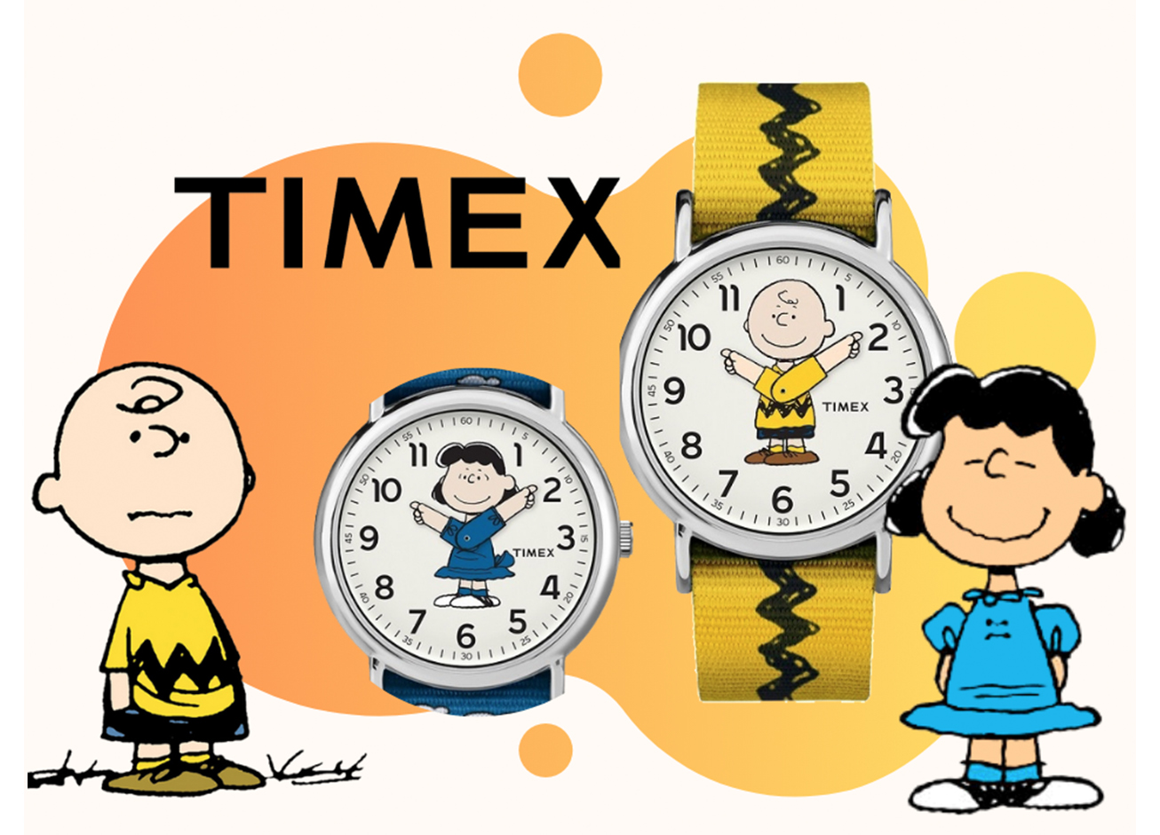 orologi Timex Peanuts