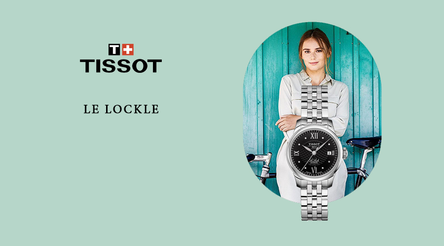 TISSOT LE LOCLE WATCHES