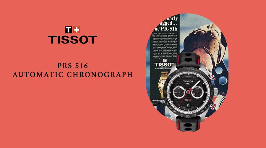 TISSOT WATCHES PRS 516